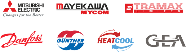 """Логотипы спонсоров конференции """"Казахстан-Холод 2015"""""""